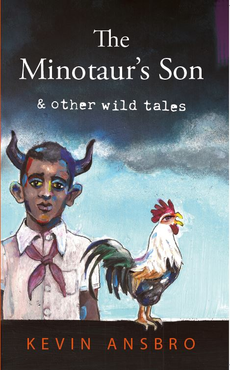 The Minotaur's Son FRONT COVER #JPEG
